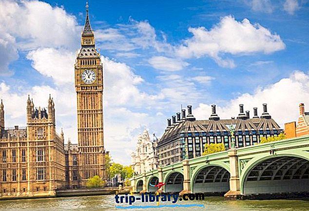 英国で訪問する12の最高の場所