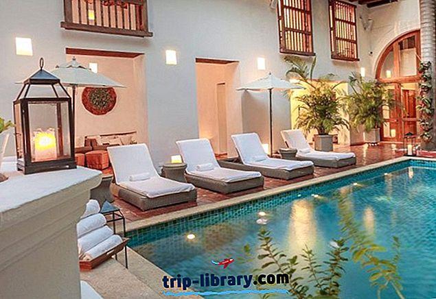 19 Melhores hotéis em Cartagena, Colômbia