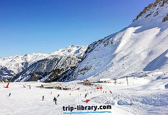 12 populārākie slēpošanas kūrorti Eiropā, 2019. gads