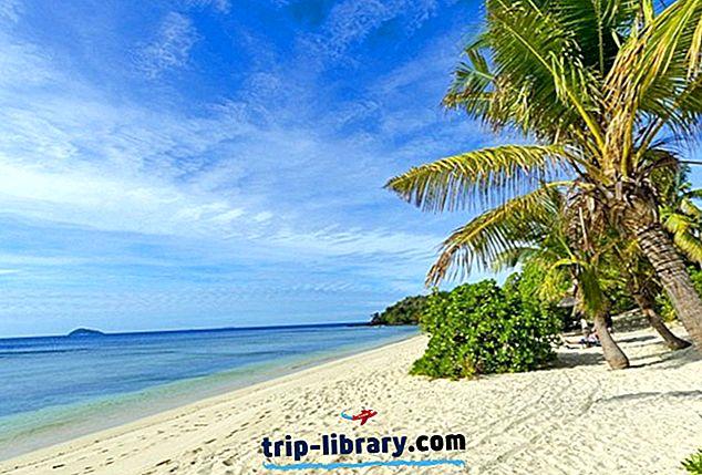 9 beste Fiji-øyene