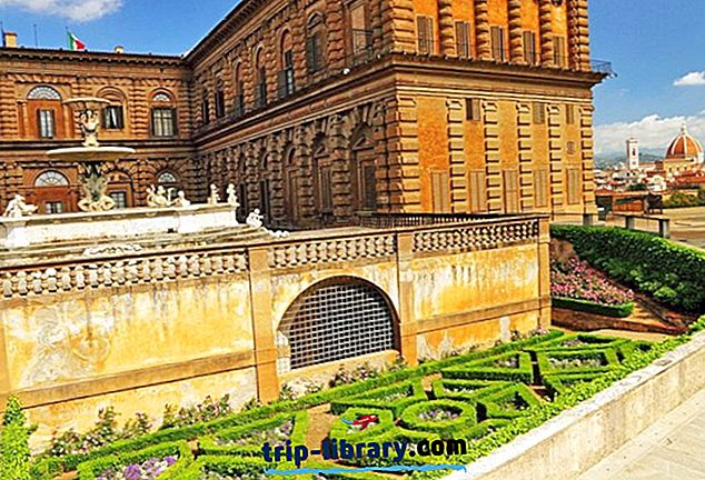 Prohlídka paláce Pitti & Boboli Gardens ve Florencii: Návštěvnický průvodce