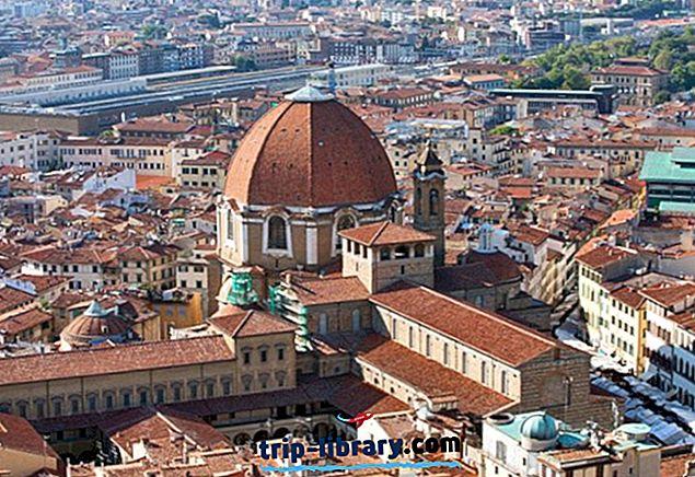 Utforska San Lorenzo i Florens: En turistguide