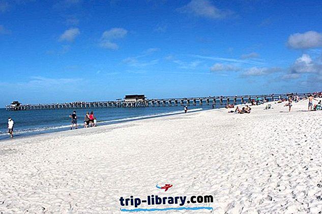 11 parimaid vaatamisväärsusi ja asju Napolis, Florida