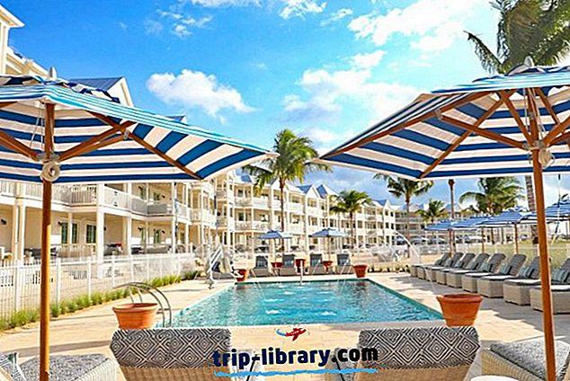 12 Nejlépe hodnocených Florida Keys Resorts pro rodiny