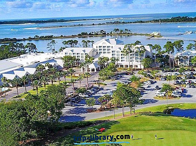 Nejlépe hodnocené resorty v Panama City Beach