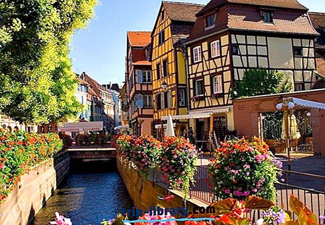 17 Elsässische Dörfer und mittelalterliche Städte mit Top-Bewertung