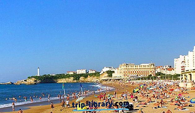 17 Topprankade sevärdheter och saker att göra i Biarritz