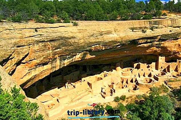 Udforsk de største attraktioner i Mesa Verde National Park