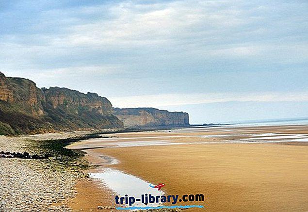 10 tipp-Normandia D-päeva randa ja mälestusmärke