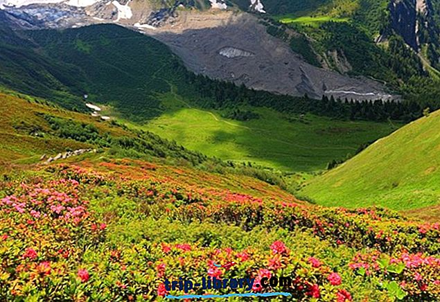 11 најпопуларнијих планинарских стаза у Француској