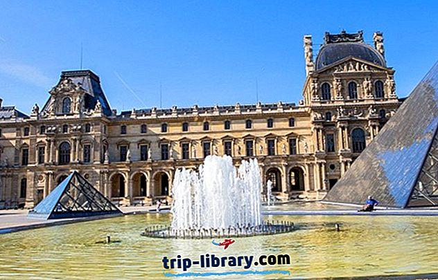 18 museos mejor valorados en París