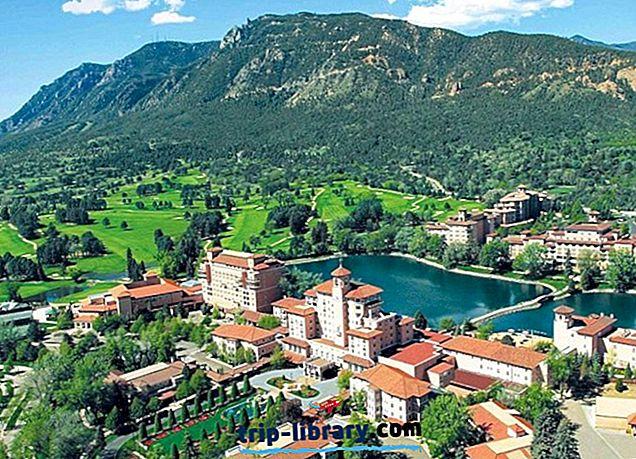 14 najlepších hotelov v Colorado Springs
