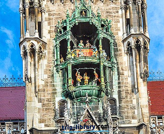 Reisimine Müncheni lastega: 9 tippu