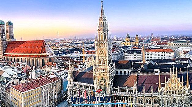 Kde se ubytovat v Mnichově: Best Areas & Hotels, 2018