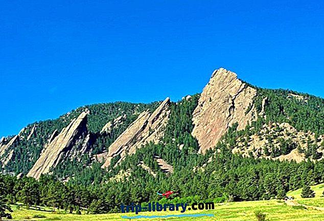 11 Nejlépe hodnocené turistické atrakce a aktivity v Boulderu, CO