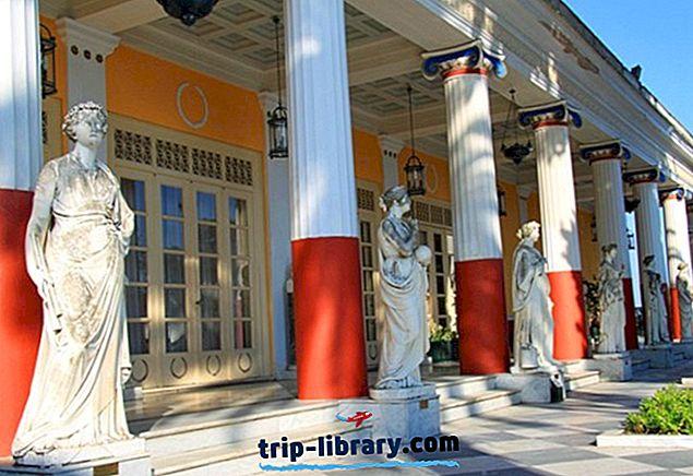 10 atracciones turísticas mejor valoradas en la isla de Corfú