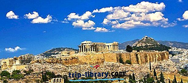 Onde ficar em Atenas: melhores áreas & hotéis, 2019