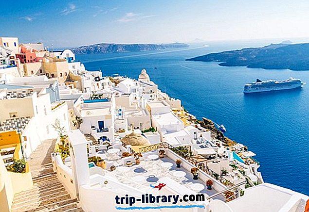 Gdje odsjesti u Santoriniju: Najbolja područja i hoteli, 2018