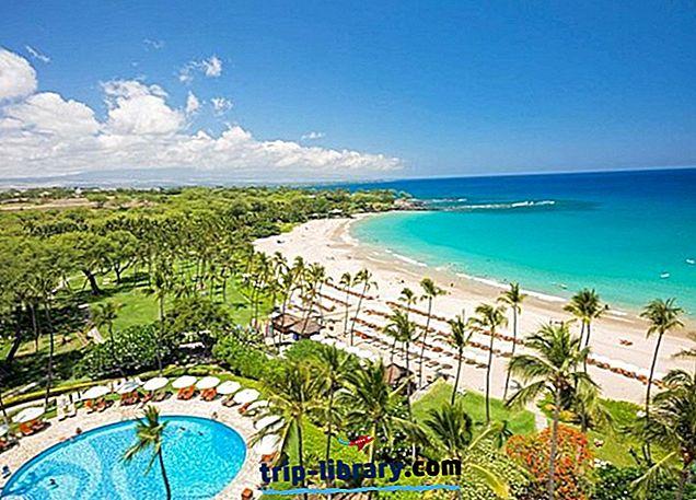 10 parimat majutust Hawaii suur saarel