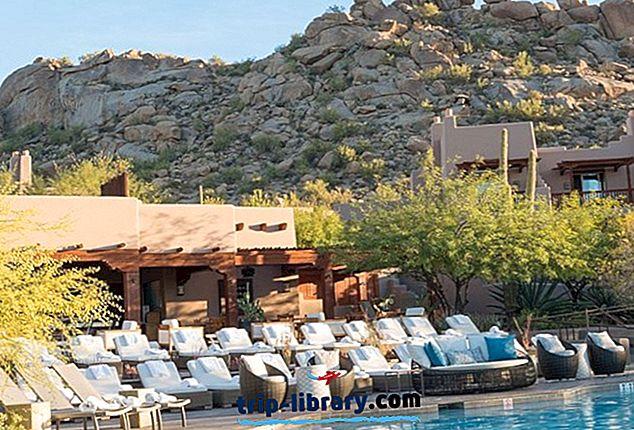 13 Nejlépe hodnocené střediska ve Phoenixu