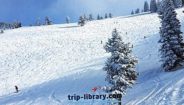 12 førsteklasses skisportssteder i Colorado, 2019