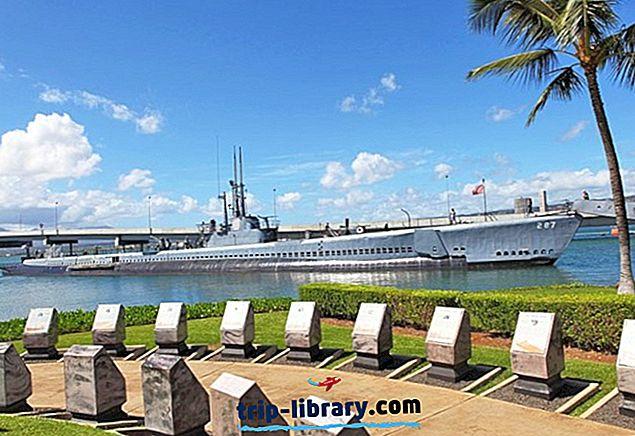 14 populiariausių lankytinų vietų Honolulu