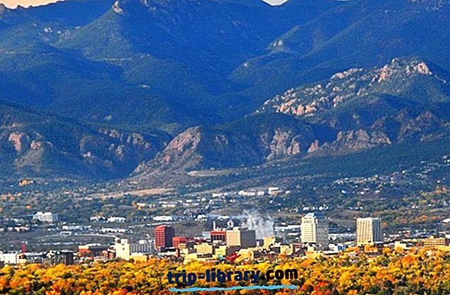 Unterkunft in Colorado Springs: Beste Gegenden und Hotels, 2019