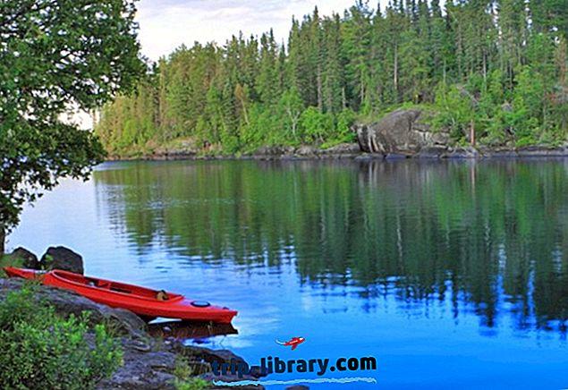 استكشاف حديقة Voyageurs الوطنية