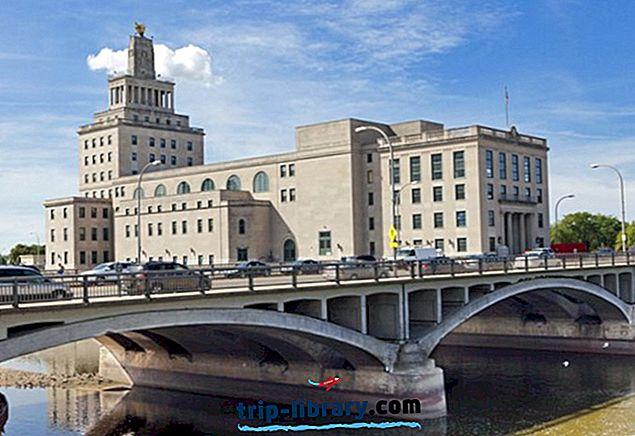 6 atracciones turísticas mejor valoradas en Cedar Rapids