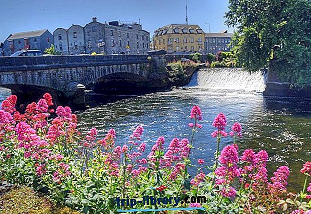 Kur nakšņot Galway: Best Areas & Hotels, 2018