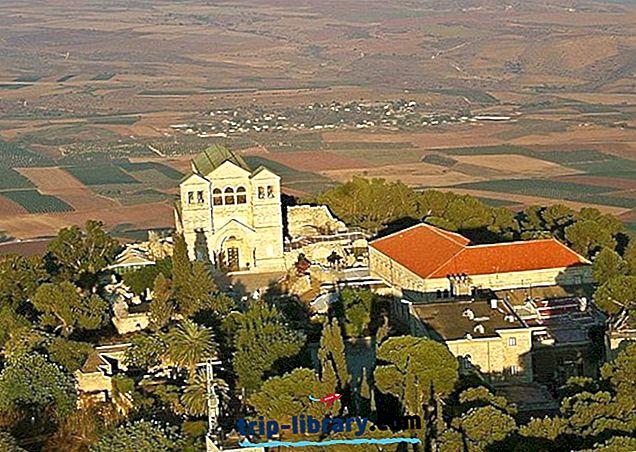 Raziskovanje Mount Taborja: Vodič za obiskovalce