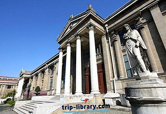 Prohlídka istanbulského archeologického muzea: Návštěvnický průvodce