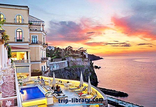 15 найкращих готелів Сорренто