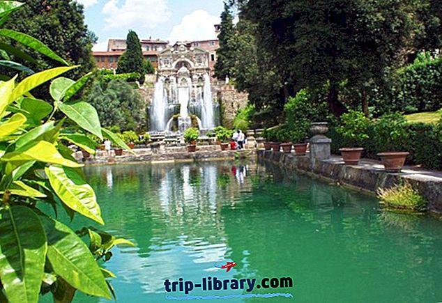 12 jardins mais bonitos da Itália