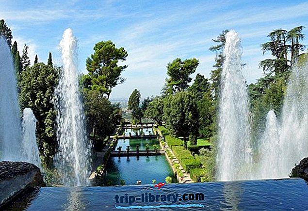 10 مناطق الجذب السياحي الأعلى تقييمًا في تيفولي