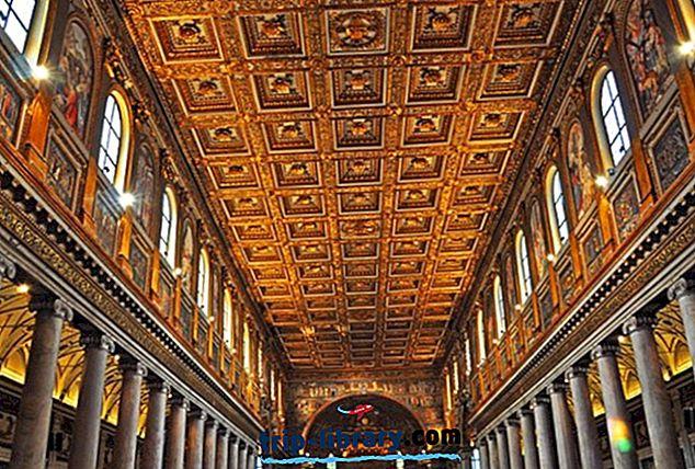 18 Nejlépe hodnocené kostely v Římě