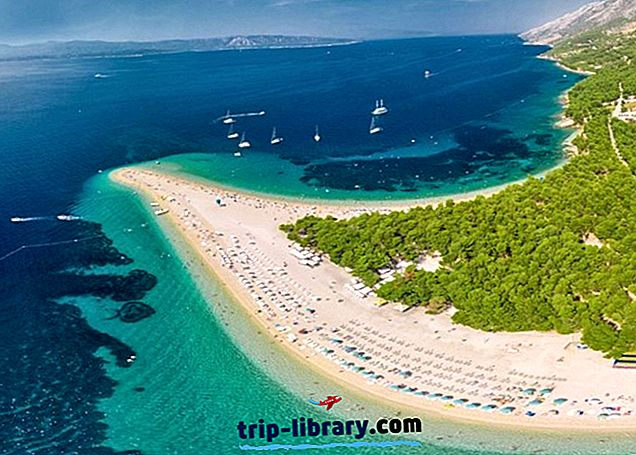 クロアチアのトップ10のビーチ