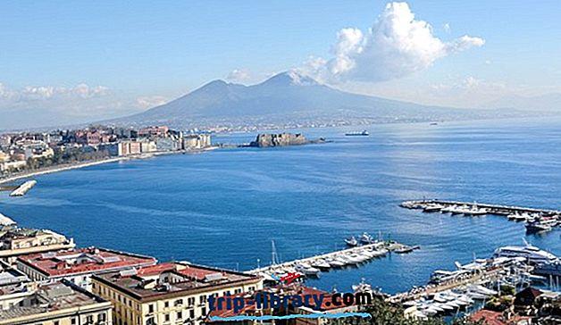 Overnatning i Napoli, Italien: Bedste områder og hoteller, 2018