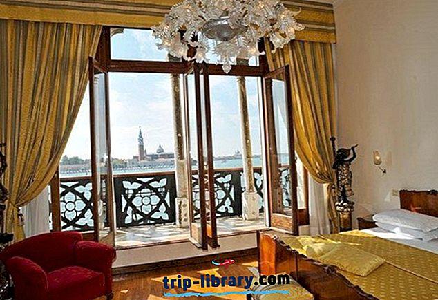 أين تقيم في فينيسيا: أفضل المناطق والفنادق ، 2019