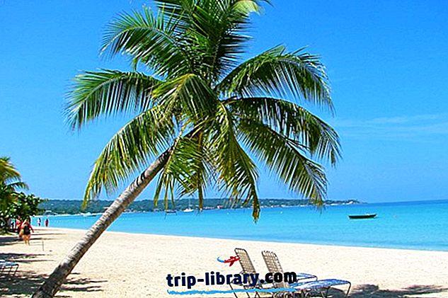 ジャマイカのトップ10のビーチ