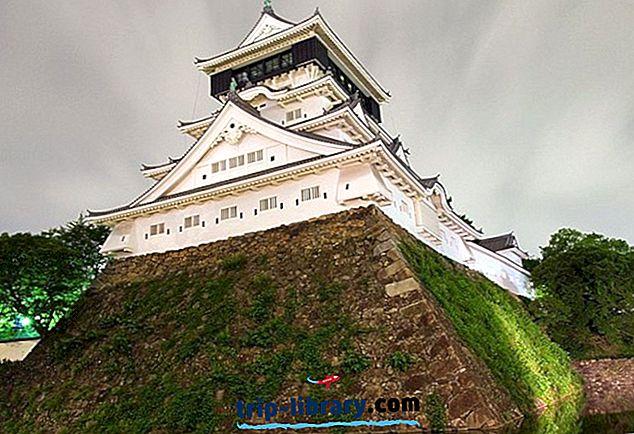 12 najbolj priljubljenih turističnih znamenitosti v Fukuoki