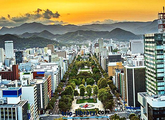 11 điểm du lịch được xếp hạng hàng đầu tại Sapporo