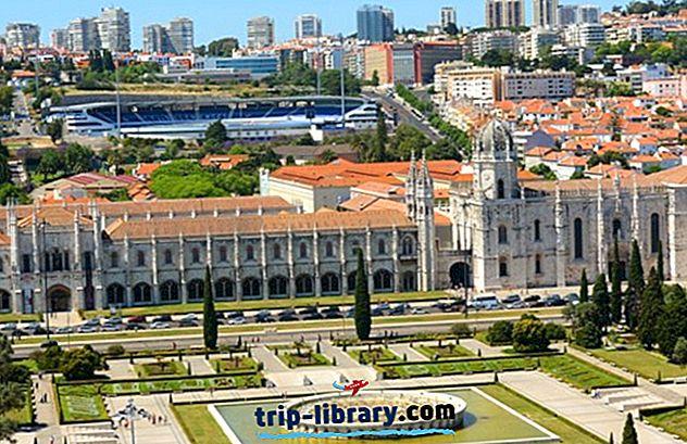 11 suosituimmat nähtävyydet Belémissä