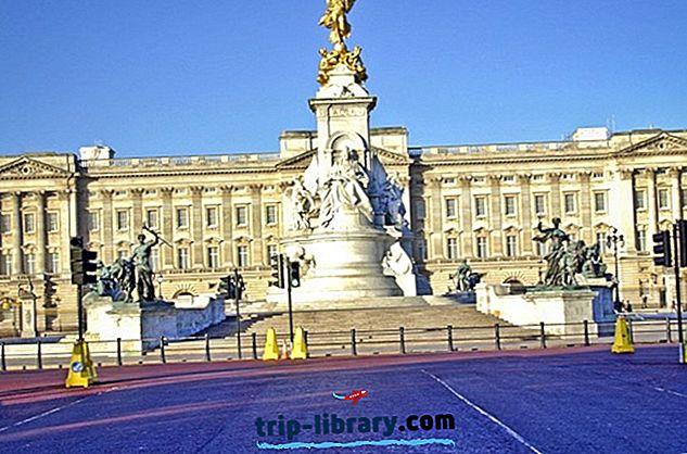 Obisk Buckinghamske palače: 10 najboljših stvari, ki jih je treba videti in narediti