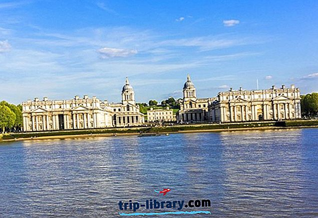 16 Objek Wisata Terbaik di Distrik Greenwich & Docklands London