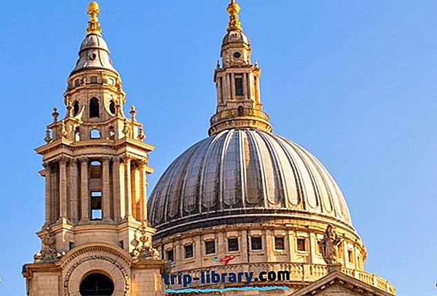 Londoni Püha Pauluse katedraali uurimine: külastajate juhend
