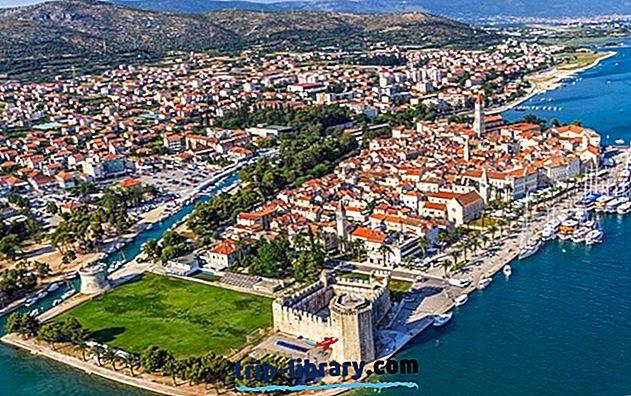 12 najbolj priljubljenih znamenitosti in zanimivosti v Trogirju