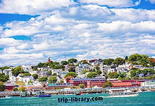 8 najboljih vikendaški izleti u Maine