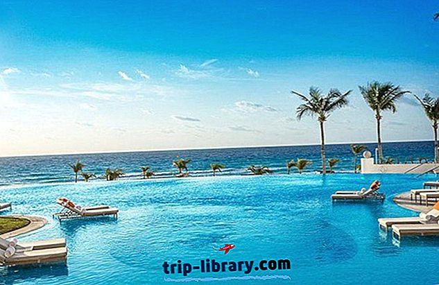 11 Top-hinnatud puhkekeskust Cancunis paaridele