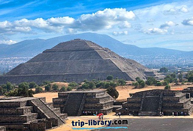 11 першокласних поїздок з Мехіко